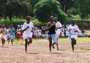 Sports Day 2010 1 lap