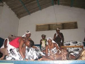 Theatre at Mpika Boys