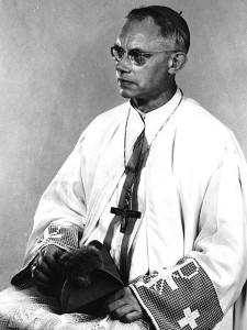 Bishop Fuerstenberg