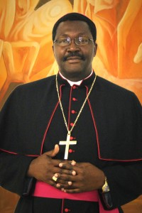 THE RIGHT REV. IGNATIUS CHAMA