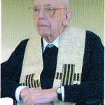 The late Fr. P. Fürstenberg