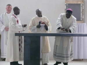 Consecration of the Altar