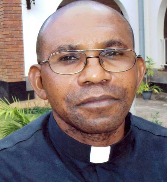 Fr. Kashimoto R.I.P.