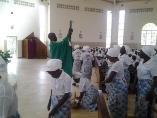 Bible Procession