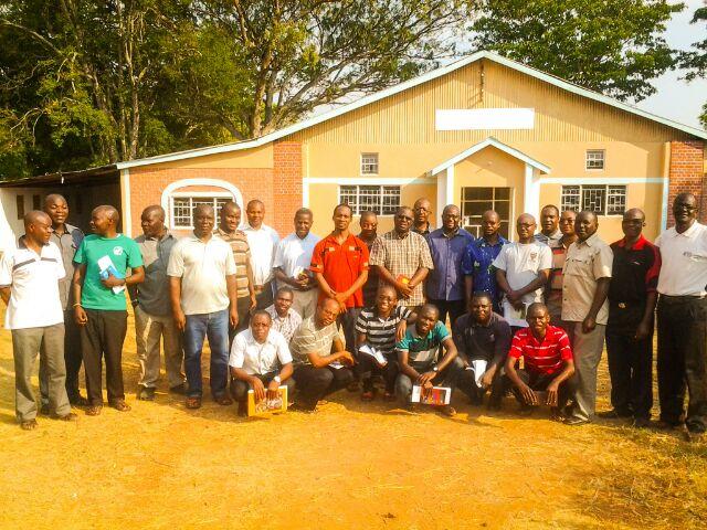 Priests of Mpika