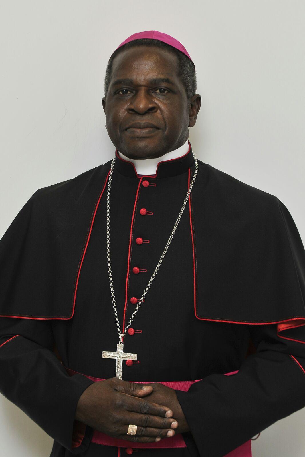 Bishop Justin Mulenga