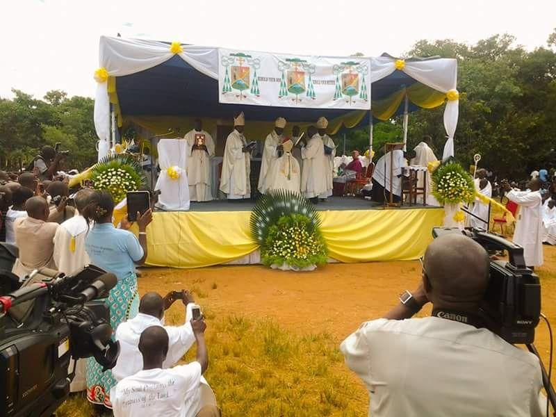 The Podium of Bishops