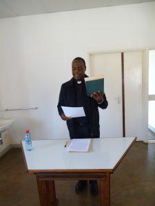 Fr. Justin Matepa